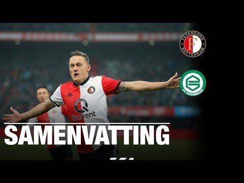 Samenvatting | Feyenoord – FC Groningen 2018-2019