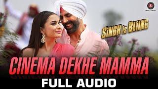 Cinema Dekhe Mamma Singh Is Bliing  Akshay Kumar Amy Jackson