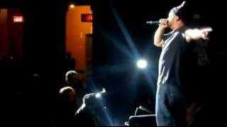 "Joell Ortiz Performs ""Battle Cry"" Acapella At Paradise Theatre"