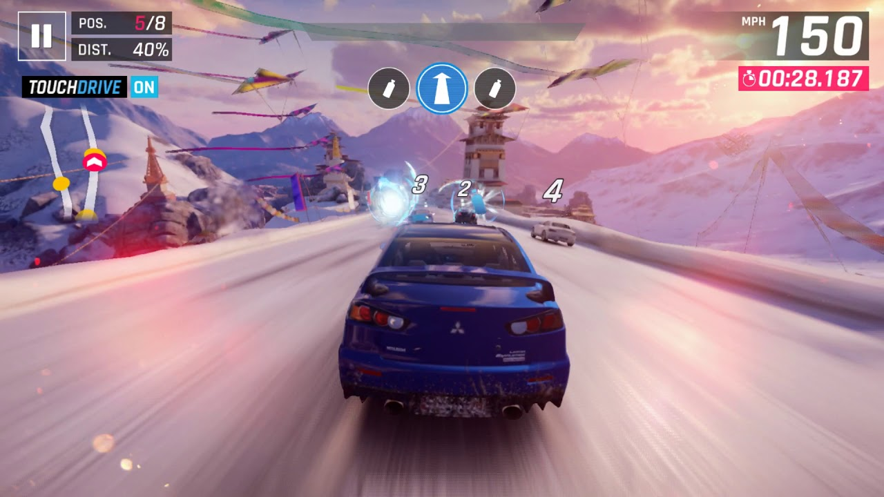 video placeholder for Asphalt 9 Legends | Controls Walkthrough