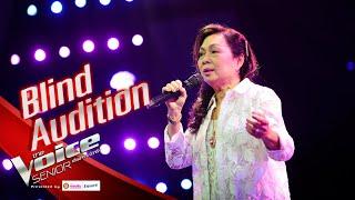 อาตุ่น - แม่สาย - Blind Auditions - The Voice Senior Thailand - 17 Feb 2020