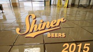 SHINER BEER BREWERY - SHINER TEXAS