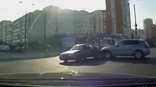 Аварии на дороге, приколы Видео Обзор Лучших Новая Видео Подборка