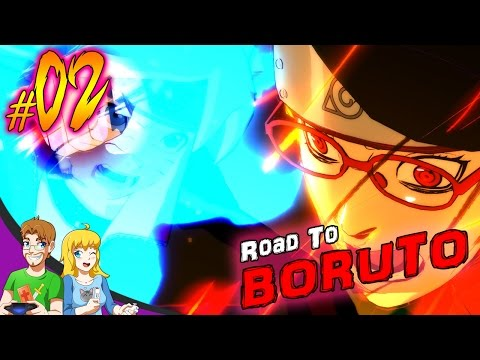 Naruto Shippuden Ultimate Ninja Storm 4 - Road to Boruto Walkthrough
