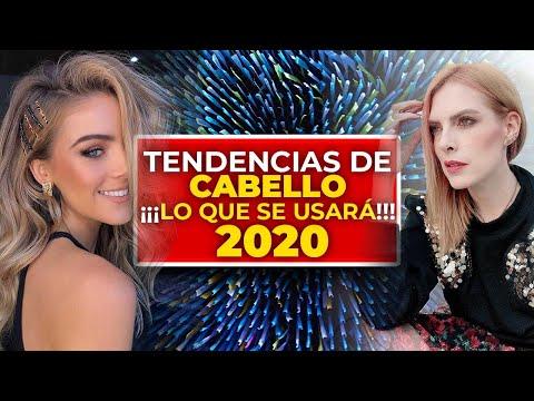 LAS 10 TENDENCIAS DE CABELLO 2020  MÁS IMPORTANTES
