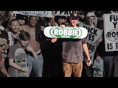 Robbie Brockel - On The Road To Find Out