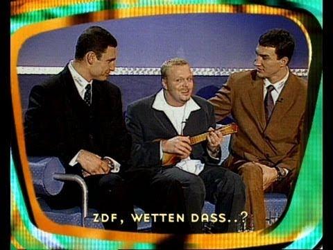 Raabigramm - Klitschko-Brüder