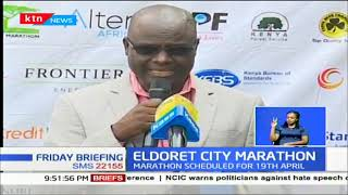 Uasin Gishu County in partnership with Standard Group PLC launches Eldoret City Marathon