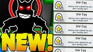 *NEW* UNKNOWN GIFTED EGG BOSSES! (FREE ITEMS!) - Roblox Bee Swarm Simulator