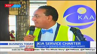 JKIA Service Charter: Airports service charter MoU signed to facilitate inter-agency coordination