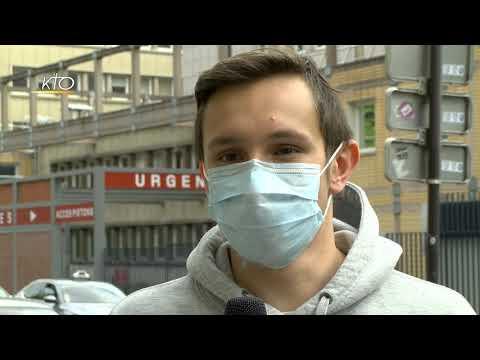 Des scouts au service face à la pandémie