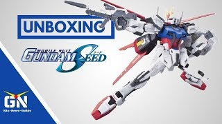 Unboxing: RG 1/144 Aile Strike