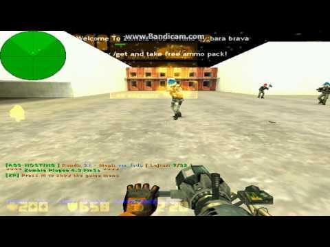 server cs1.6 zombie