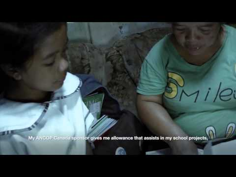 Marilou Mangunay - ANCOP Story of Hope