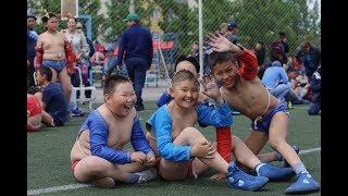 дети Тувы: хуреш 1 июня 2018