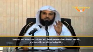 A true Emotional Touching Story ᴴᴰ | Sheikh Muhammad Al Arifi | MUST SEE