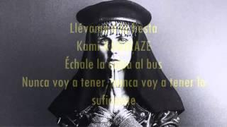 MØ - Kamikaze (Traducido al Español)