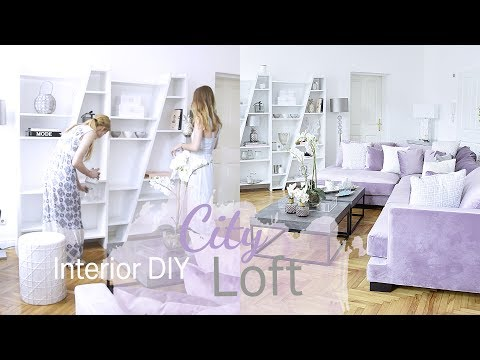 DIY: Velvet City loft get the look l Pure Velvet Loft-Vibes nachstylen, Interior-Design; Umstyling