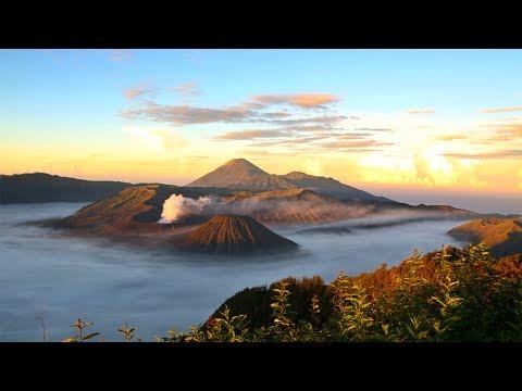 爪哇島 婆羅浮屠佛塔 婆羅摩火山 綠色大地之旅8日 SUB09A