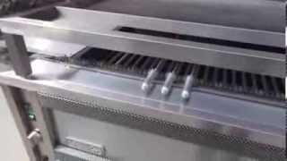 Conveyor Grill with Chapatti Maker