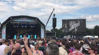 The Darkness   Every Inch Of You  Godiva Festival 2017