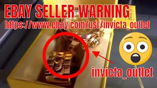 INVICTA WATCHES : Invicta Venom Watch nightmare from eBay seller Invicta_Outlet