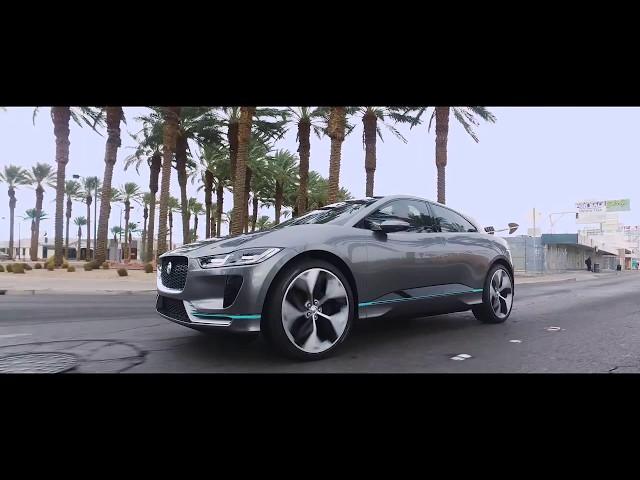 Jaguar I-PACE Concept - Electrifying Performance | Jaguar USA