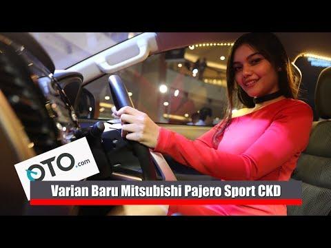 First Impression: Varian Baru Mitsubishi Pajero Sport CKD I OTO.com