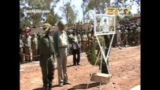 Funeral Service Of Eritrean Veterans Hanjema-Vaynay-Desu (Embaba Mbar)