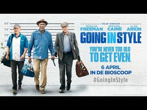 Pensionado's stappen van het rechte pad af in 'Going in Style'