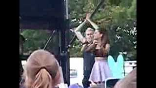 Ariana Grande - Better Left Unsaid Live