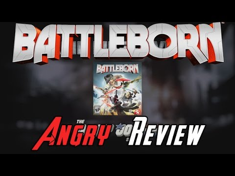 Battleborn Angry [RF] Review - YouTube video thumbnail