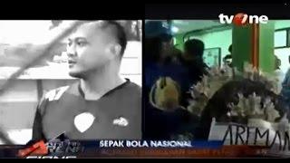 Video ACHMAD KURNIAWAN TUTUP USIA - SEPAK BOLA TANAH AIR BERDUKA