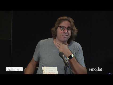Conférence Aurélien Bellanger - Le continent de la douceur