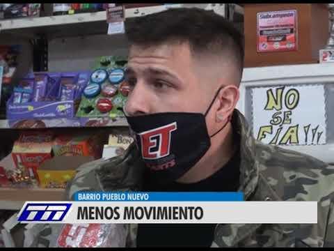 """""""POR LOS BARRIOS"""" - PUEBLO NUEVO"""
