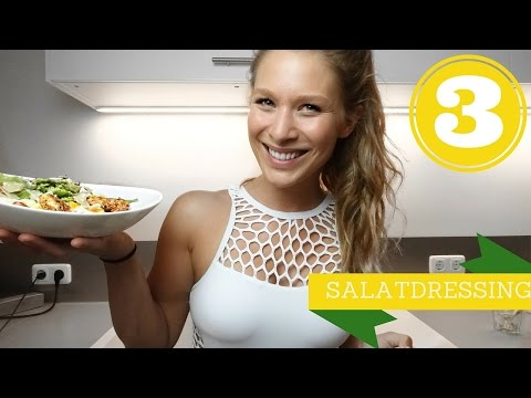 SALATDRESSING SELBER MACHEN ||Sommerdressing - low carb/low fat