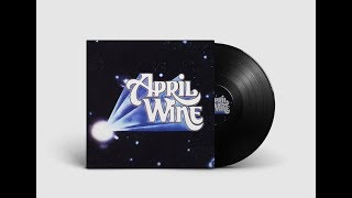 I'd Rather Be Strong - April Wine