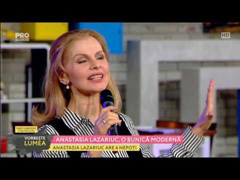 Anastasia Lazariuc Intoarcere