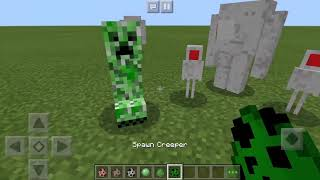 CRAFTING ROBOTS AND TURRETS in Minecraft PE