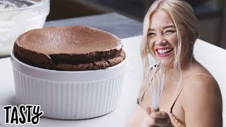 easy chocolate lava cake recipe buzzfeed