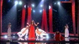 Sofia Nizharadze - Shine (Eurovision 2010 - Georgia)