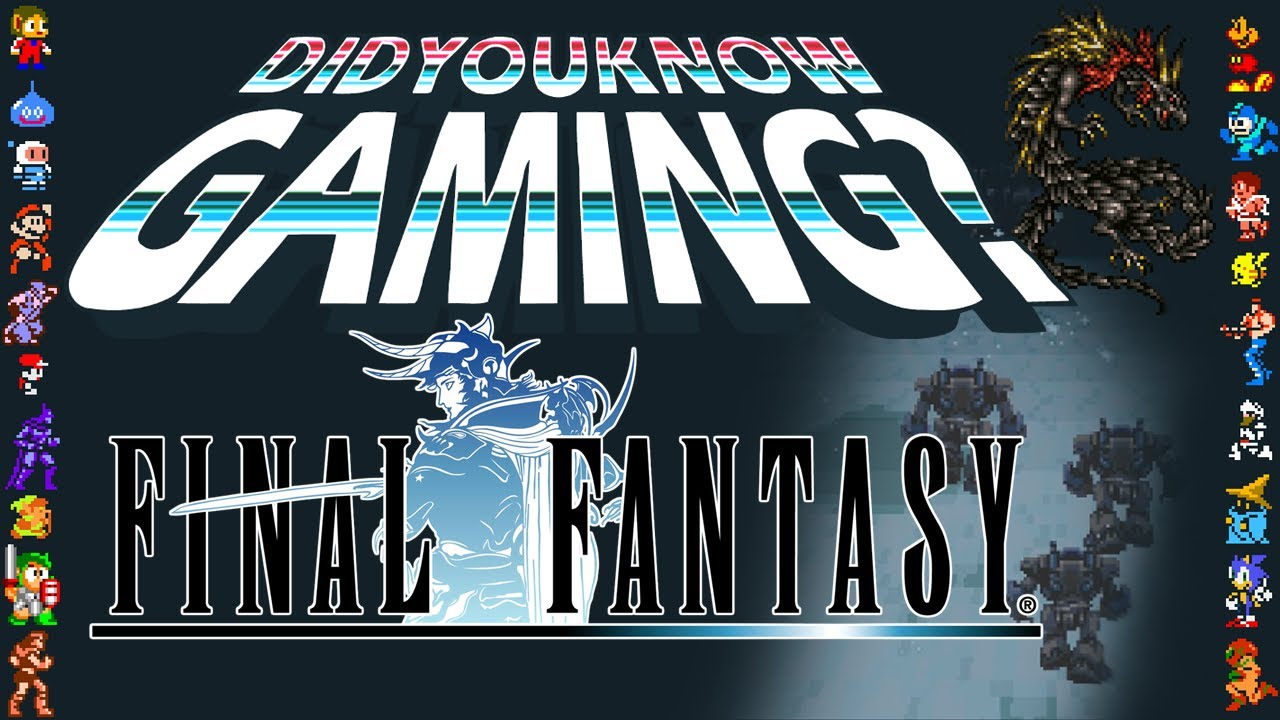 Why Final Fantasy Is Called Final Fantasy (And Other FF Trivia)