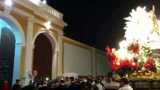 preview picture of video 'Recogida de San Pedro. Madrugada Jueves Santo, Cartagena'
