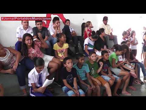 """Secretaria de Educação de Bela Vista do Maranhão finaliza projeto """"SOLETRANDO"""""""