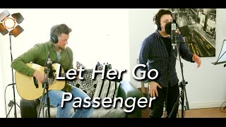 Let Her Go   Passenger | Acoustic Guitar Cover