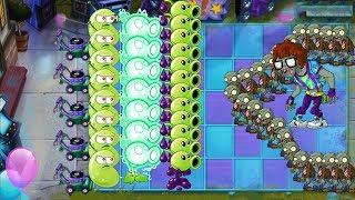 Plants vs Zombies 2 - Electric Peashooter, Laser Bean and Goo Peashooter