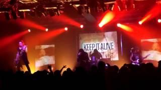 """Dope-""""Die, Boom, Bang, Burn, Fuck"""" (live)"""