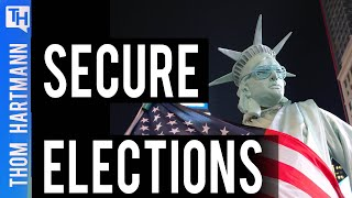 Did The For Profit Press Create Election Security (w/ Karen Kornbluh)