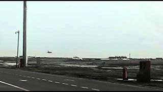 Аварийная посадка самолета Bek Air в аэропорту Астаны