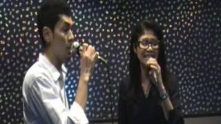 redzahamid & Akma AF - I want to spend my lifetime loving you